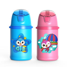 精灵鸟智能保温杯-培养孩子喝水好习惯