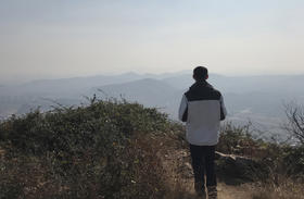 3.11爬苏州第二高峰,徒步山脊线,一览群山小(1天活动)