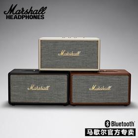 Marshall STANMORE马歇尔摇滚重低音无线蓝牙音箱HIFI监听音响