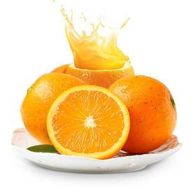 半岛购物直采 农户自产冰糖橙 甘甜肉脆 果小皮薄 不打蜡不抛光不打农药 真正的纯天然