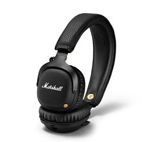 MARSHALL Mid Bluetooth马歇尔头戴式HiFi摇滚重低音无线蓝牙耳机