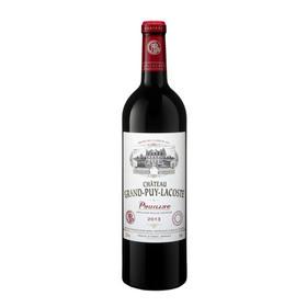 法国拉高斯古堡干红葡萄酒,法国波亚克 Château Grand-Puy-Lacoste, France Pauillac