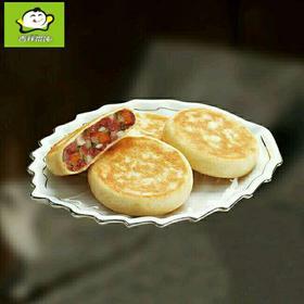 白菜猪肉馅饼2.5(个)