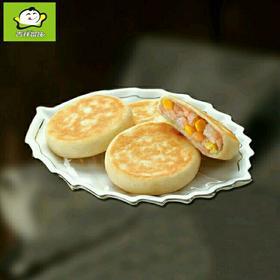 虾仁玉米馅饼 3.5(个)