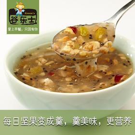 谷乐士西湖坚果藕粉羹杭州特产红枣五谷冲饮品营养早餐食品核桃羹