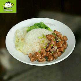 香菇卤肉饭 14