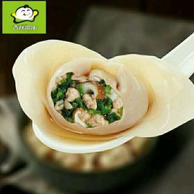 香菇荠菜鲜肉大馄饨 13