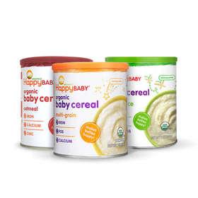 禧贝有机糙米米粉  来自天然农场的有机呵护