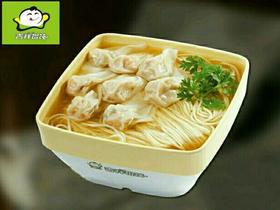 咖喱牛肉云吞面 11