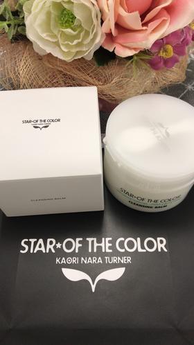 STAR★OF THE COLOR 卸妆洗面两用膏90g