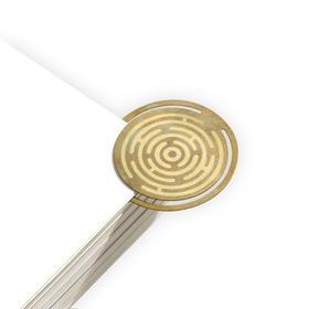 意外EY-PRODUCTS 时光书签 优质黄铜|小巧雅致|精品图案