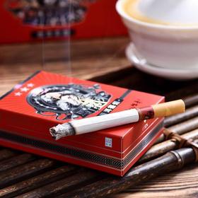 替烟戒烟 马帮来普洱茶烟,精品三星非烟草正品茶烟