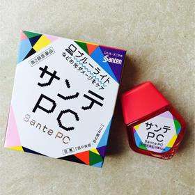 日本 Santen参天PC手机蓝光专用滴眼液