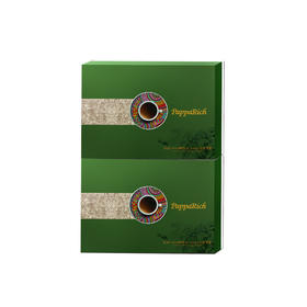 papparich金爸爸- 精品白咖啡礼盒2套可冲80杯