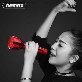Remax睿量 K03蓝牙话筒无线麦克风手机音箱唱吧主播直播唱歌伴侣