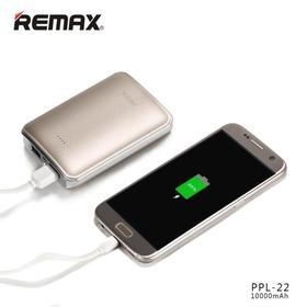 Remax铭格PPL-22超薄移动电源10000mAh便携轻便小巧充电 宝