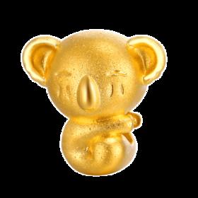 考拉Q萌家族系列3D硬金陶小考