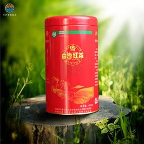【南海网微商城】海南白沙红茶茶叶 100g 罐装