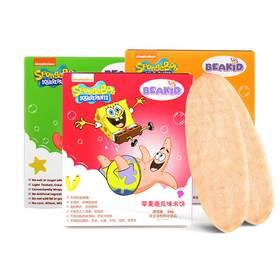 美国品牌  Beakid海绵宝宝米饼 婴幼儿辅食