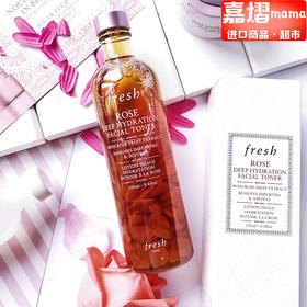 Fresh馥蕾诗玫瑰保湿水250ml