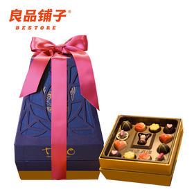 良品铺子 |  一鹿有你礼盒 TORO多乐夹心巧克力 150g 顺丰包邮 手工DIY巧克力礼盒 520生日礼物 代写贺卡