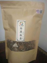 白鹿白茶(茶梗)