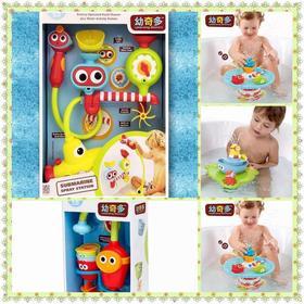 国内现货 美国yookidoo幼奇多 洗澡戏水玩具电动潜水艇 儿童喷水花洒