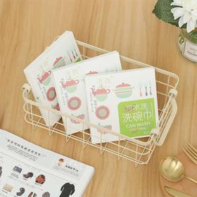 涤尚可水洗 洗碗巾 8盒装