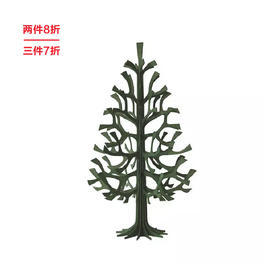 芬兰【乐唯 Lovi】 Spruce Tree  圣诞树/圆树拼图