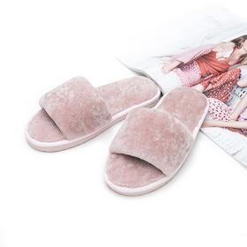 IUGGIRL四季羊毛一字拖鞋 (多色可选)