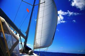 2018春节圣灵群岛豪华帆船跳岛游