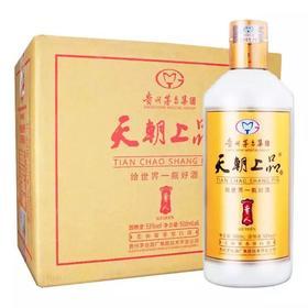 ☆茅台 53度 天朝上品贵人酒 口感柔和酱香型白酒礼盒500ml*6