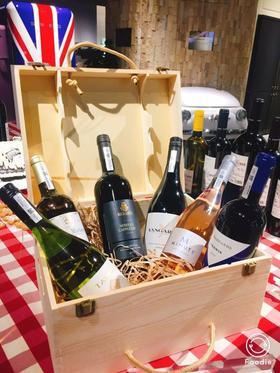 GAJA歌雅酒庄干红+Yangarra Estate亚加拉酒庄葡萄酒 意大利酒王六支礼盒