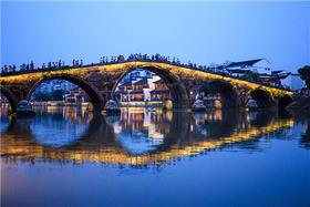 【单身专题】1.28探访运河上的千年古城,走历尽百年沧桑的七孔石拱桥(1天)