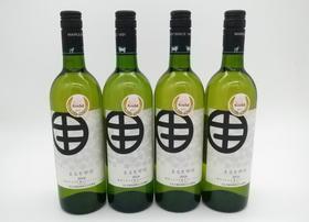 【日本原瓶进口】源自日本葡萄酒之乡 玛露凯甲州白葡萄酒 甲州起泡酒  口感清淡爽口