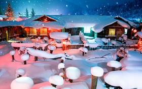 【东北冰雪】雪乡+老里克湖徒步—诗画长白山—吉林赏雾凇—滑雪—冰城哈尔滨8日行