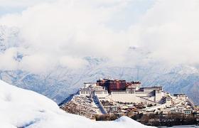 雪域天堂,世界屋脊 ——拉萨布达拉宫/珠峰/羊湖/冰川 7晚8天