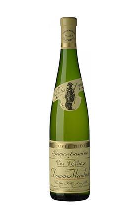 云鹤庄园琼瑶浆西奥半甜白葡萄酒2016/Domaine Weinbach Gewurztraminer Cuvee Theo 2016