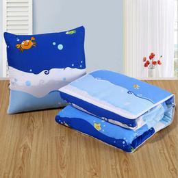 两用多功能靠垫被 创意靠垫抱枕被