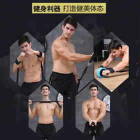 enjoy life移动健身房多功能力量组合家用综合训练器材健身器材
