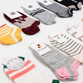袜子7.9元一双,9.9元两双,男款女款都有,不同款式可以选