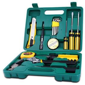 16件套家用工具组套套装 五金工具箱 礼品组合工具包 内六角扳手