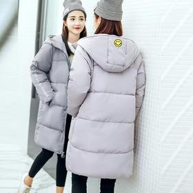 棉衣女中长款外套加厚冬天衣服韩国大东门宽松大码百搭羽绒棉袄潮
