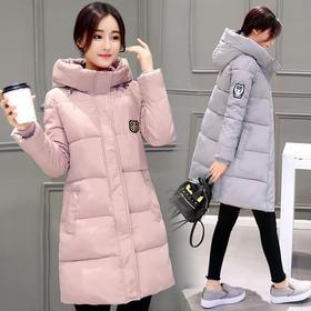 反季女装冬季棉衣女中长款软妹加厚韩版羽绒棉服外套冬装清仓处理