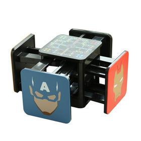 迪士尼/漫威五合一创意组合凳 正版授权|超强承重|独创组合结构