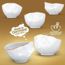 【火遍欧洲的3D表情碗】德国TASSEN瓷器 表情艺术 餐碗 咖啡杯 水壶 原装进口 正品授权