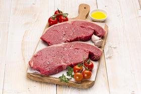 S级谷饲澳洲牛排(上脑)1公斤【顺丰包邮】