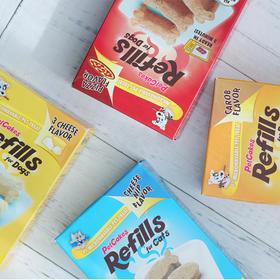 【特价临期清仓】美国PetCakes宠物有机微波饼干材料+模具套装 自制零食