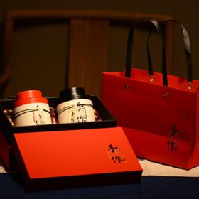 飞客专供武夷岩茶系列(慧苑坑)  节日手作私房茶叶礼盒  肉桂、奇兰、大红袍