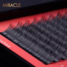 韩国MIRACLE 0.15mm粗度 100%真空心水貂毛柔软
